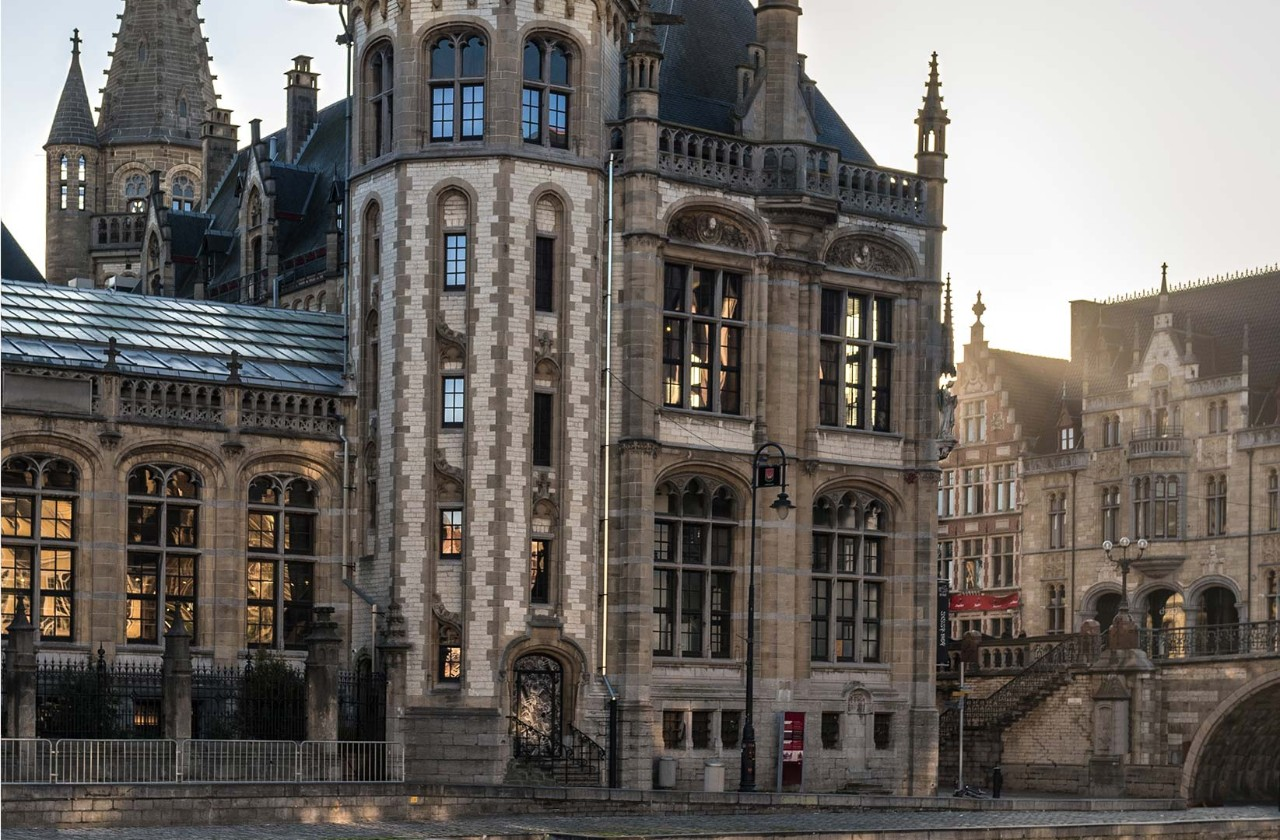 Post Hotel Ghent
